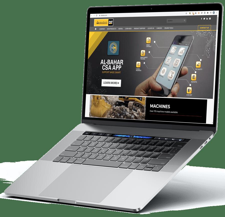 Website Development Dubai